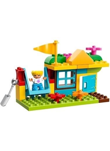 Lego LEGO Duplo My First L Playground Box Renkli